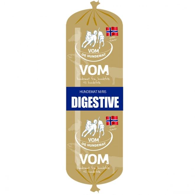 Vom Og Hundemat Digestive 500 g
