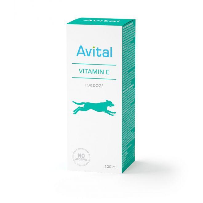 Avital Vitamin E 100 ml