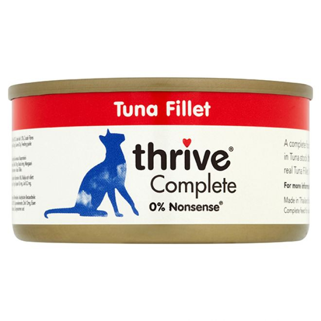 Thrive Adult Tonfisk (75 gram)