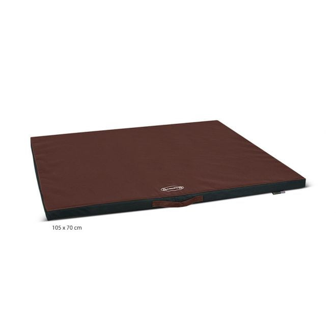 Scruffs Expedition Mat, brun**