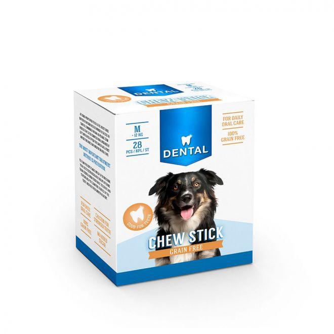 Dental Grain Free Tuggpinne Multipack Medium (28-pack)