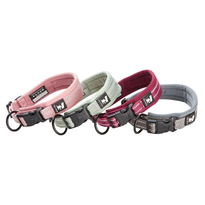 Feel Active Padded Halsband Röd