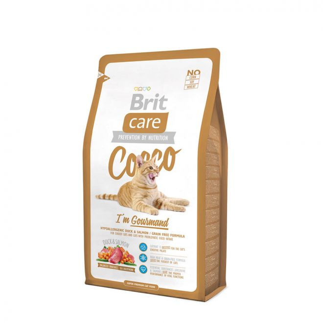 Brit Care Cat Gourmand Cocco**