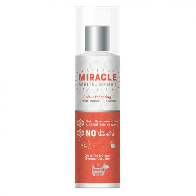 Hownd Miracle White & Bright Shampoo (250 ml)