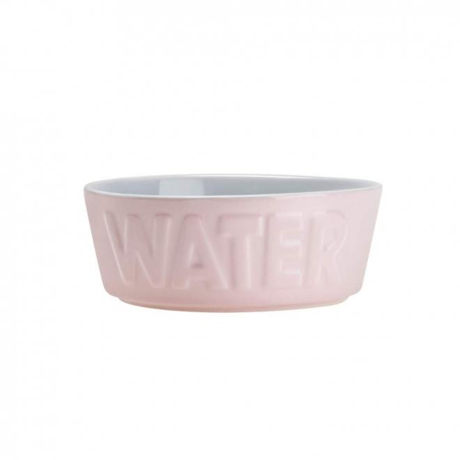 PetRageous WATER Skål Rosa/Grå