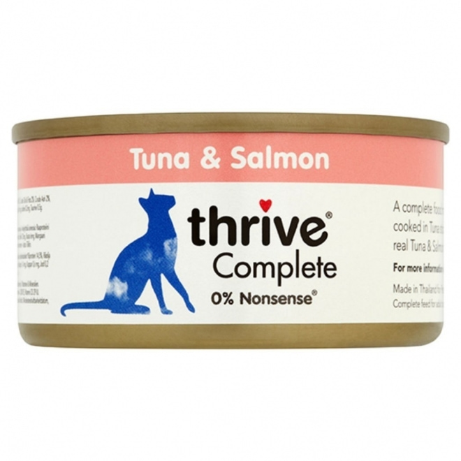 Thrive Våtfoder Tonfisk & Lax 75 g (75 gram)