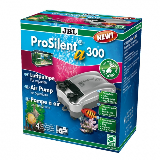 JBL ProSilent a300 Airfilter