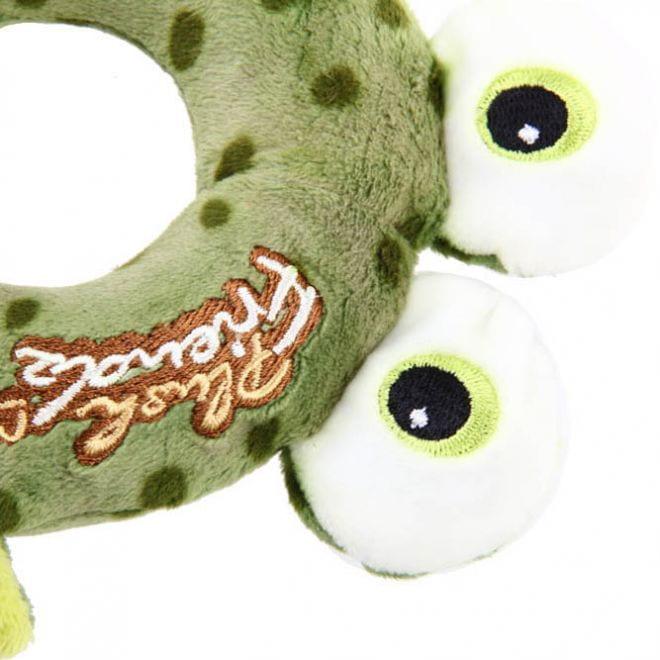 GiGwi PlushFriendz Ring Groda (Grön)