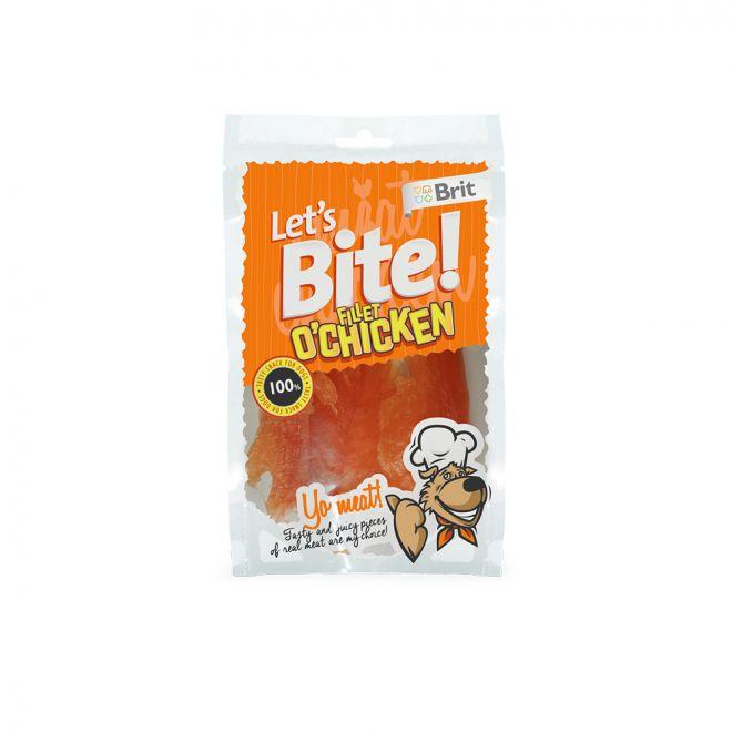 Brit Lets Bite Fillet Chicken**