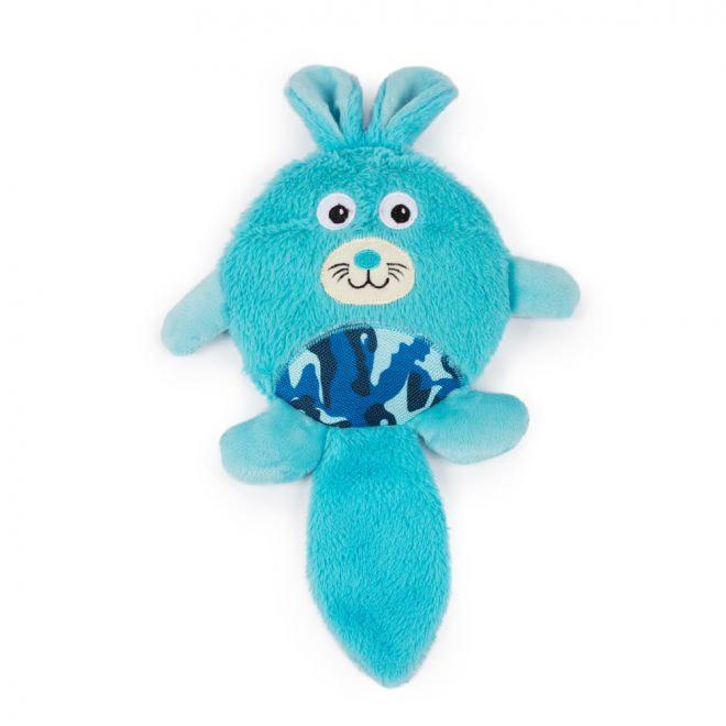 Little & Bigger AnimalFrisbee Kanin (Blå)**