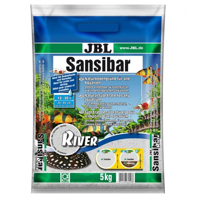 JBL Sansibar River Akvariegrus 5 kg