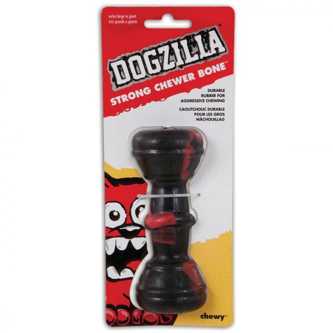 Dogzilla Stong Chewer Dumbell (Syntetiskt)**