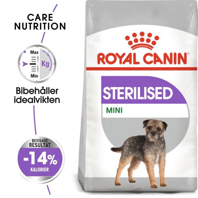 Royal Canin Mini Sterilised Adult