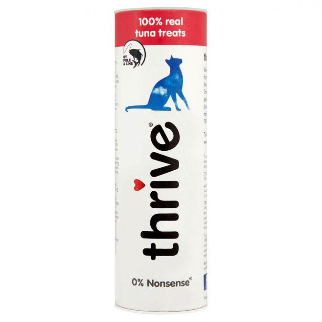 Thrive Tonfisk Godbitar (25 gram)**