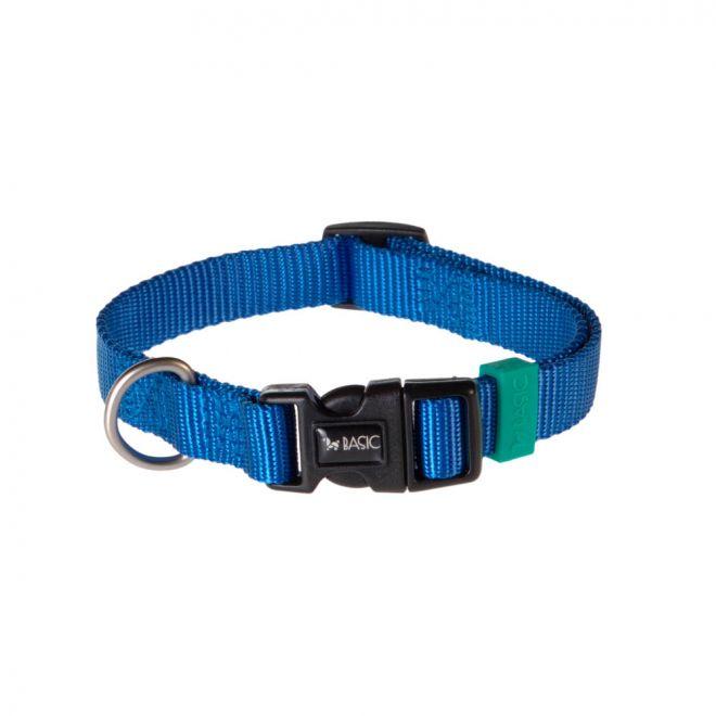 Basic Casual Halsband Blå**