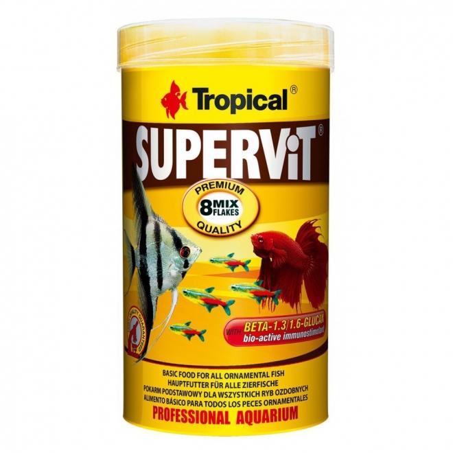 Tropical Supervit Basic Granulat