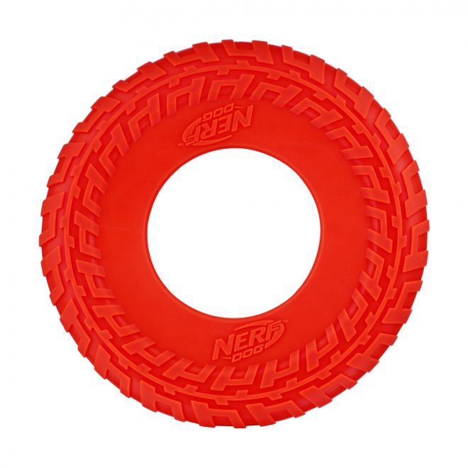 Nerf TPR Tire Flyer Frisbee**