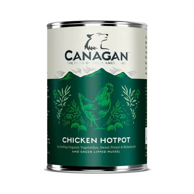 Canagan Chicken Hotpot 400g