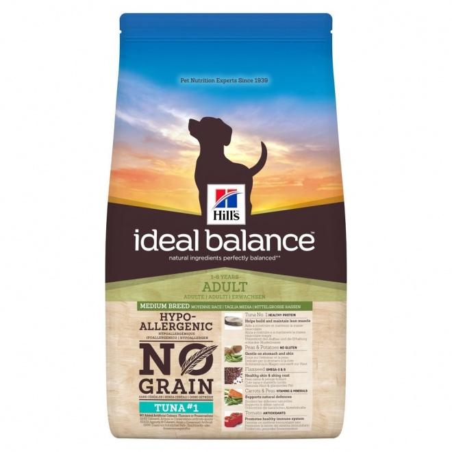 Hills Ideal Balance Canine Adult No Grain Tuna