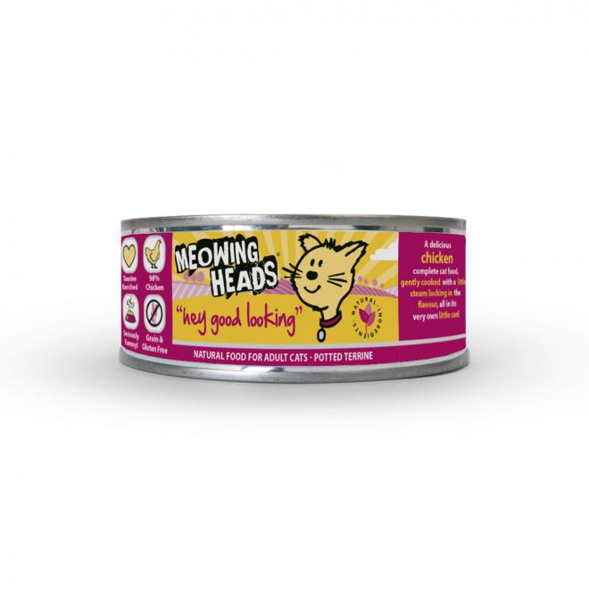 Meowing Heads Hey Good Looking (100 gram)**