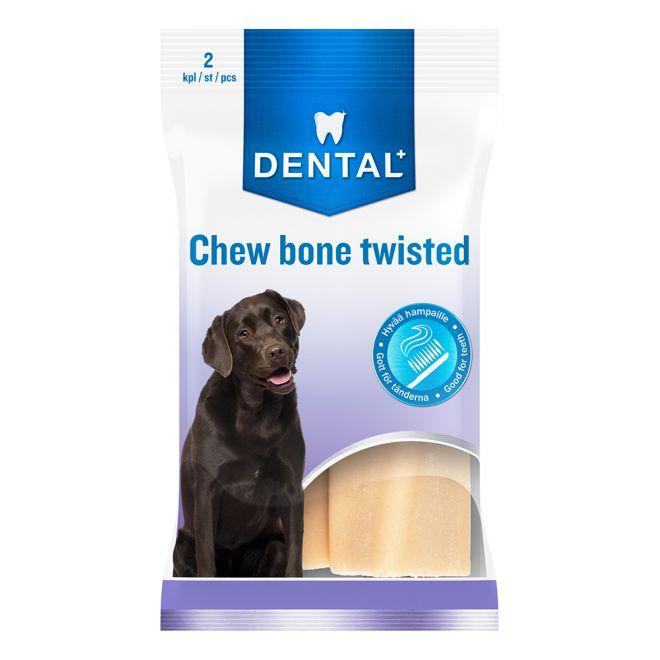 Dental Tugg med twist (200 gram)