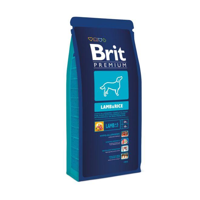 Brit Premium Lamm&Ris**