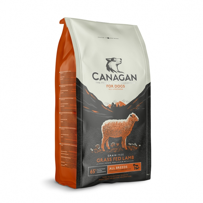 Canagan Grass Fed Lamb