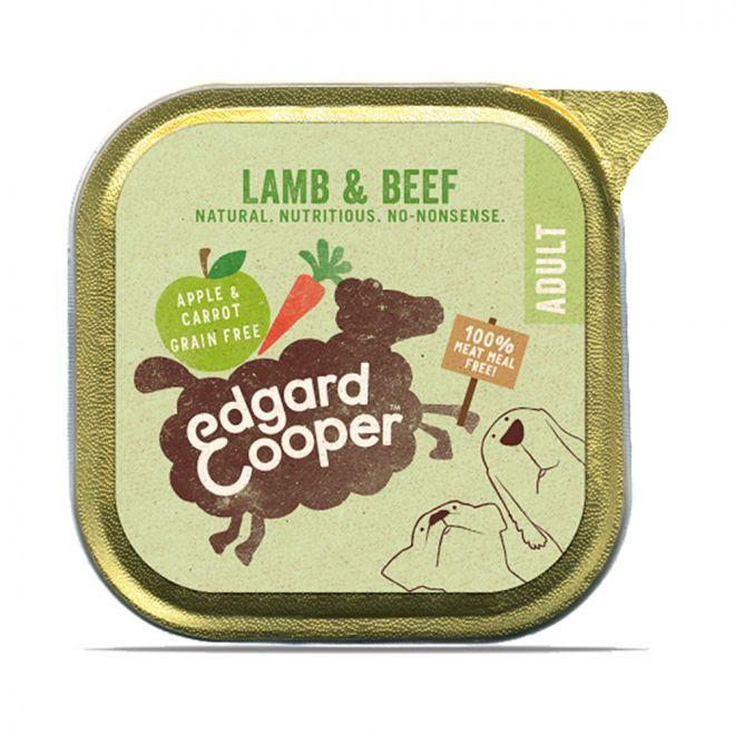 Edgard & Cooper Lamm & Nötkött (150 gram)**