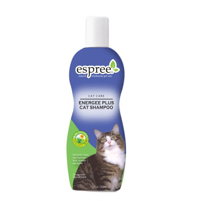 Espree Shampoo Cat Energee Plus (355 ml)