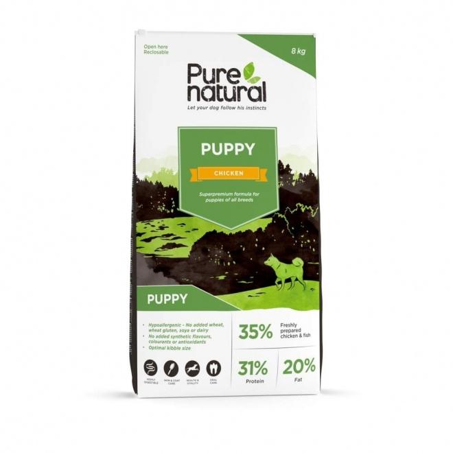 Purenatural Puppy Chicken (8 kg)