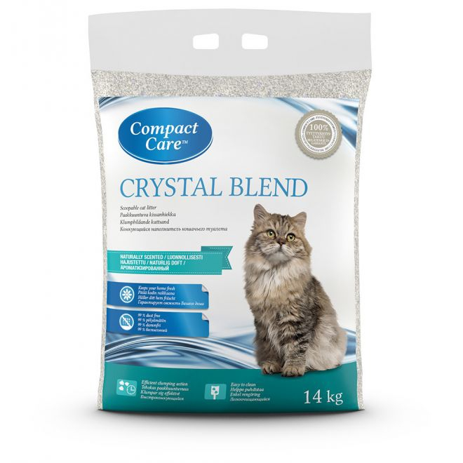 Compact Care Crystal Blend (14 kg)**