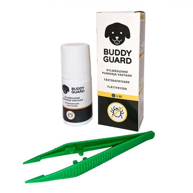 Buddyguard Kylspray mot Fästingar 9 ml