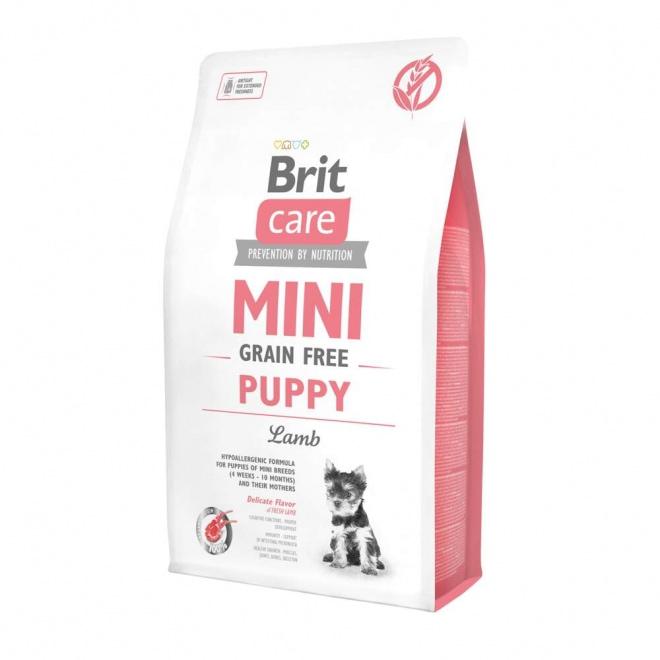 Brit Care Mini Grain Free Puppy Lamb (2 kg)