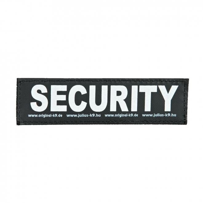 Trixie Julius-K9 Kardborrmärke SECURITY