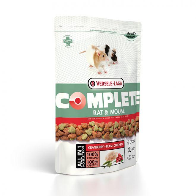 Versele-Laga Complete Råtta & Mus (500 gram)