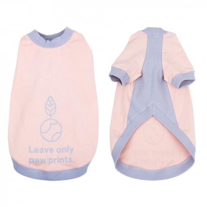 Gaia Organic T-shirt Rosa