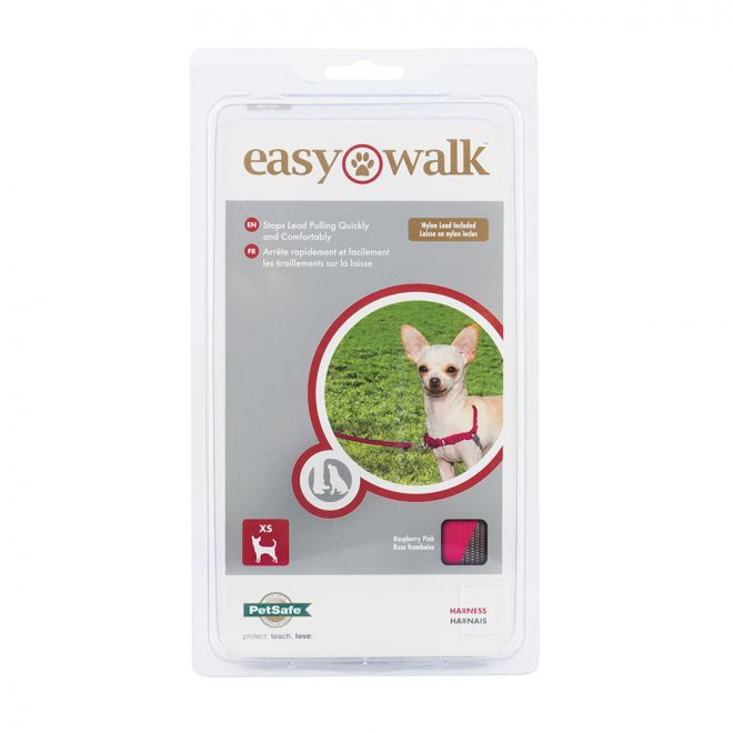Petsafe Easy Walk Antidragsele Rosa**