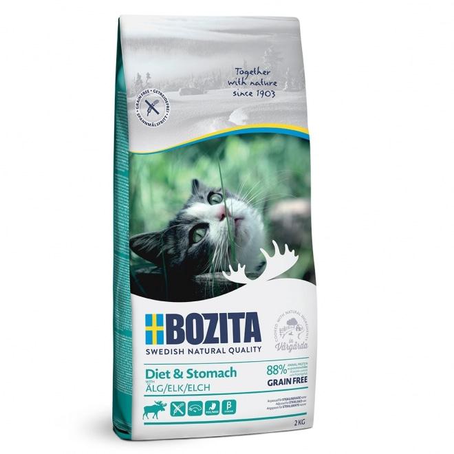 Bozita Diet & Stomach Grain Free Elk (2 kg)
