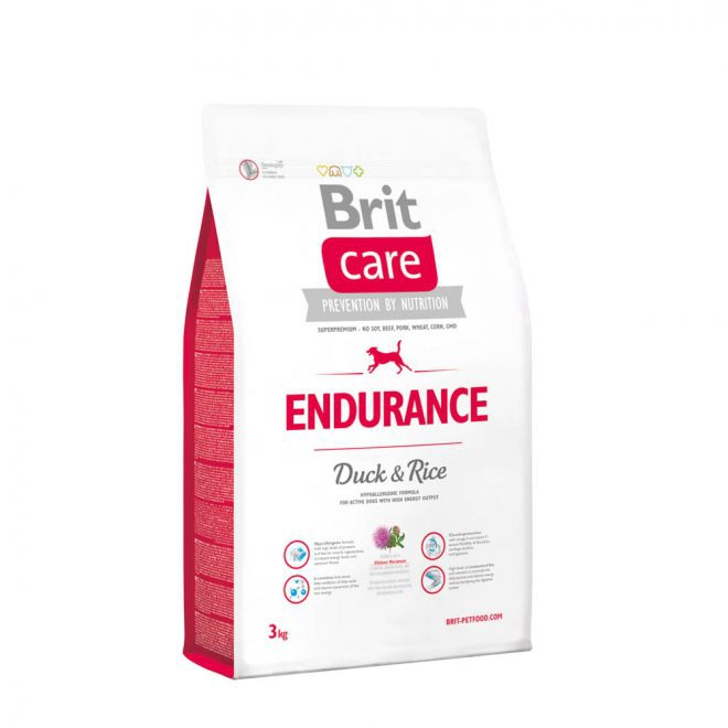 Brit Care Endurance Duck & Rice**