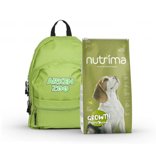 Valppaket Nutrima Puppy Small/Medium**