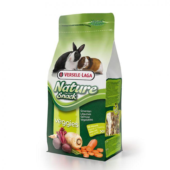 Versele-Laga Nature Snack - Veggies (85 gram)**