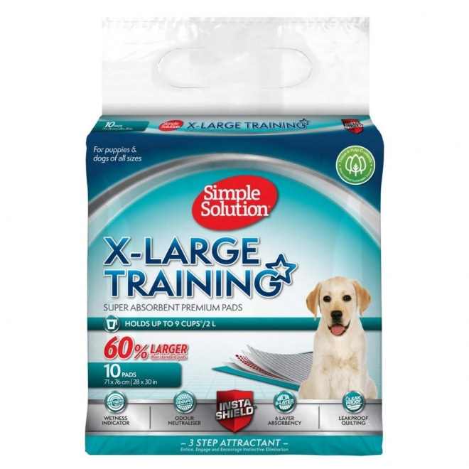Simple Solution Training Pads XL