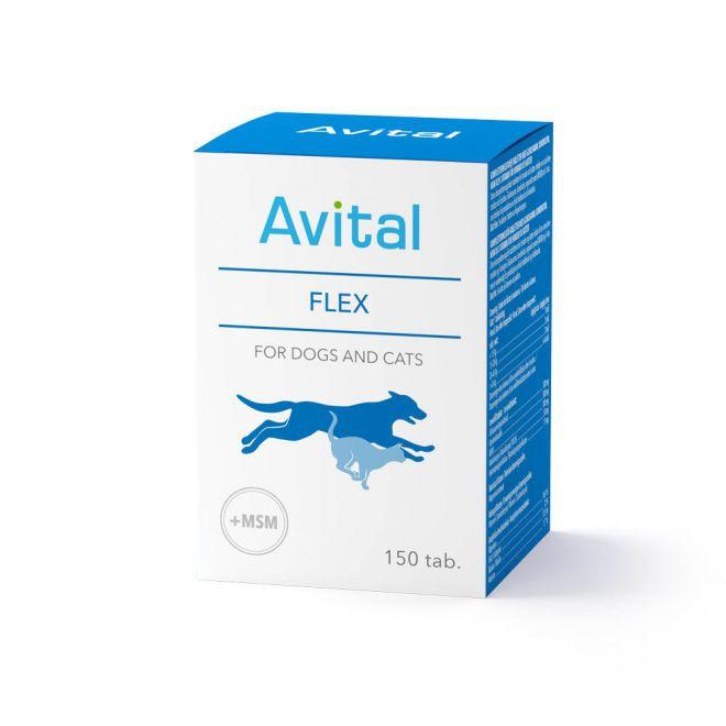 Avital Flex 150 tabletter**