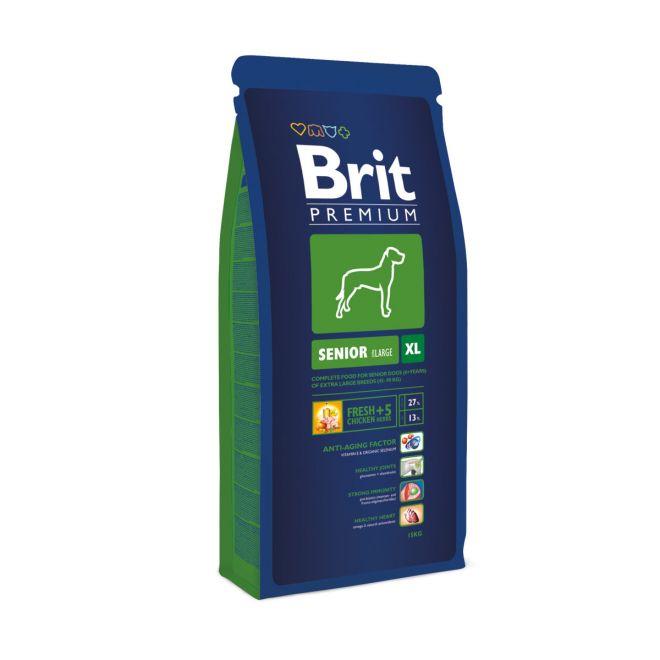 Brit Premium Senior ExtraLarge (15 kg)**