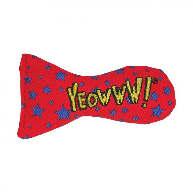 Yeowww! Sardine with stars (Röd)**