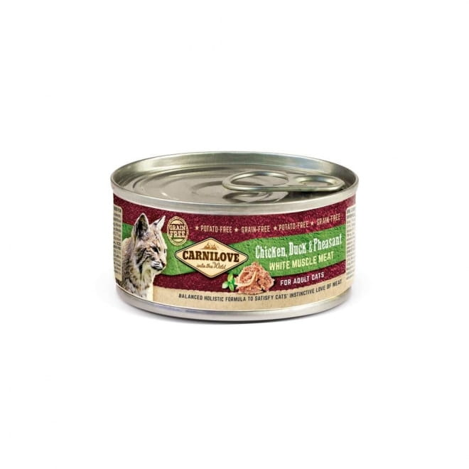 Carnilove Adult Chicken, Duck & Pheasant 100 g