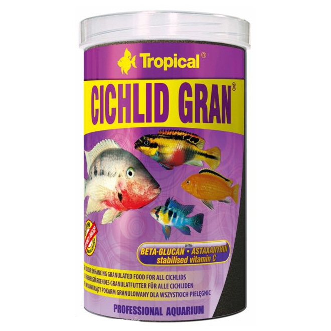 Tropical Cichlid Granulat