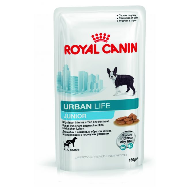 Royal Canin Urban Junior (150 gram)