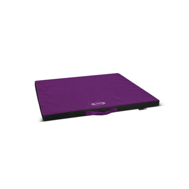 Scruffs Expedition Mat, lila**