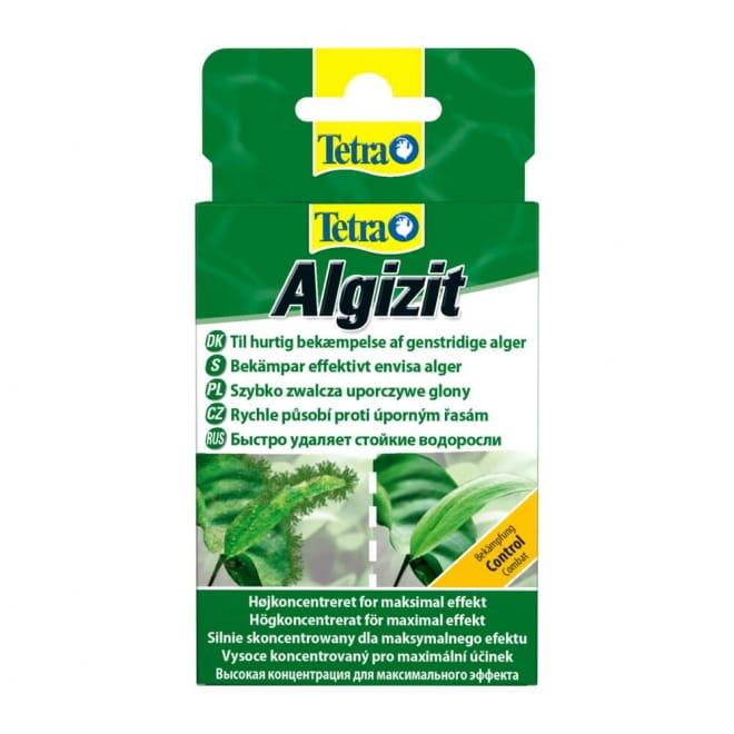 Tetra Algizit - Vid stora Algproblem